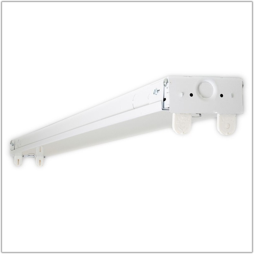 2 Lamp T8 Strip Fixture