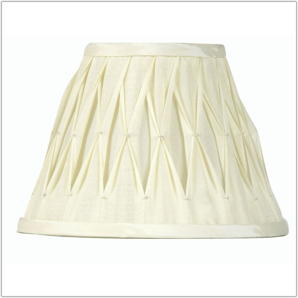 20 Inch Lamp Shade Ivory