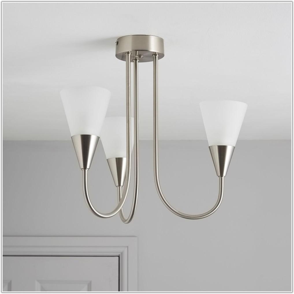 3 Lamp Pendant Ceiling Light