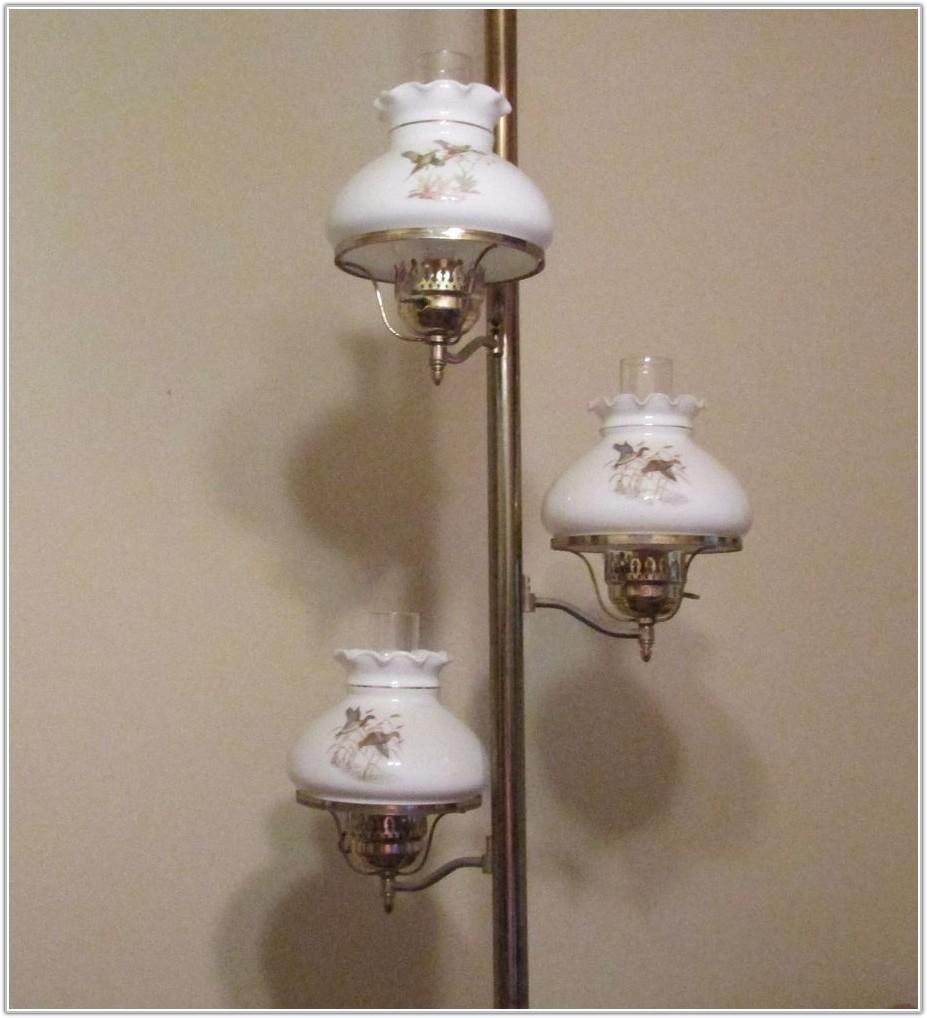 3 Light Pole Floor Lamp
