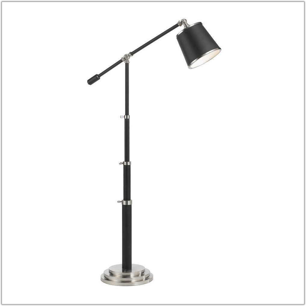 5 Arm Adjustable Floor Lamp