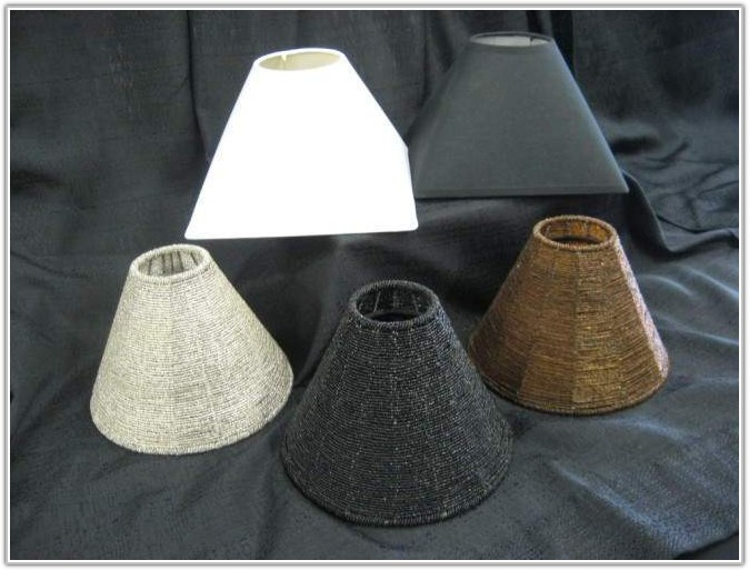6 Inch Square Lamp Shades