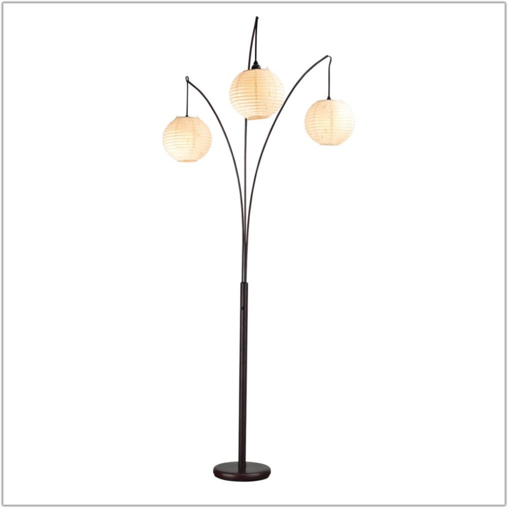 Adaire Tray Table Floor Lamp