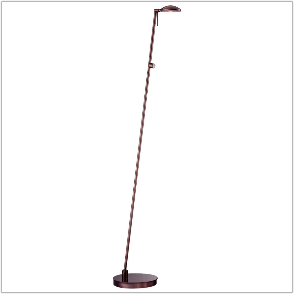 Adjustable Height Reading Floor Lamp