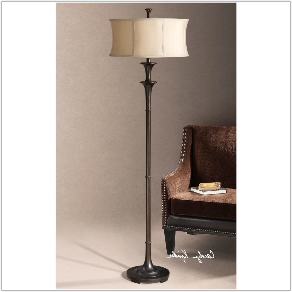 Ahearn Oil Rubbed Bronze Floor Lamp