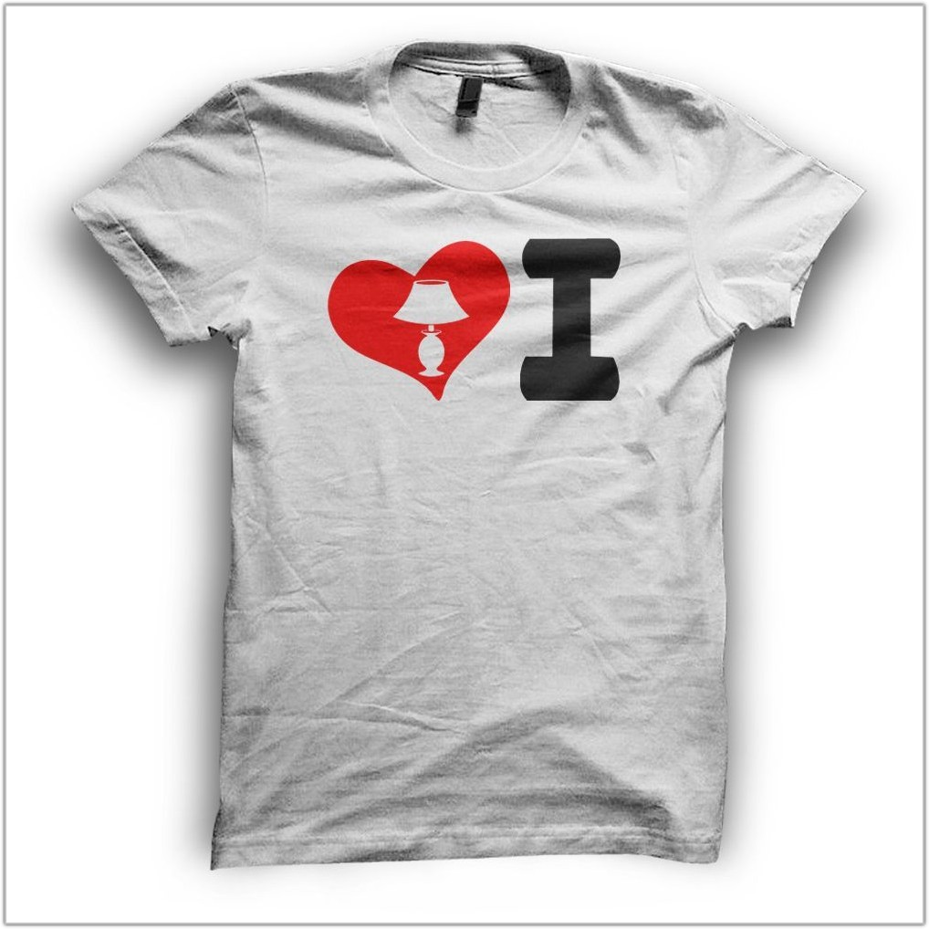 Anchorman I Love Lamp T Shirt