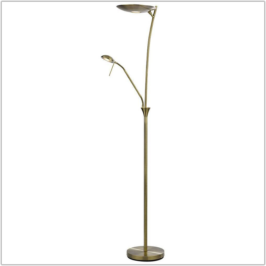 Antique Brass Floor Lamp Uk