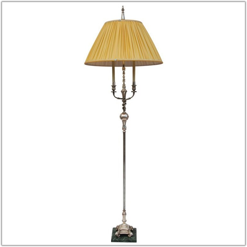 Antique Floor Lamps Marble Base