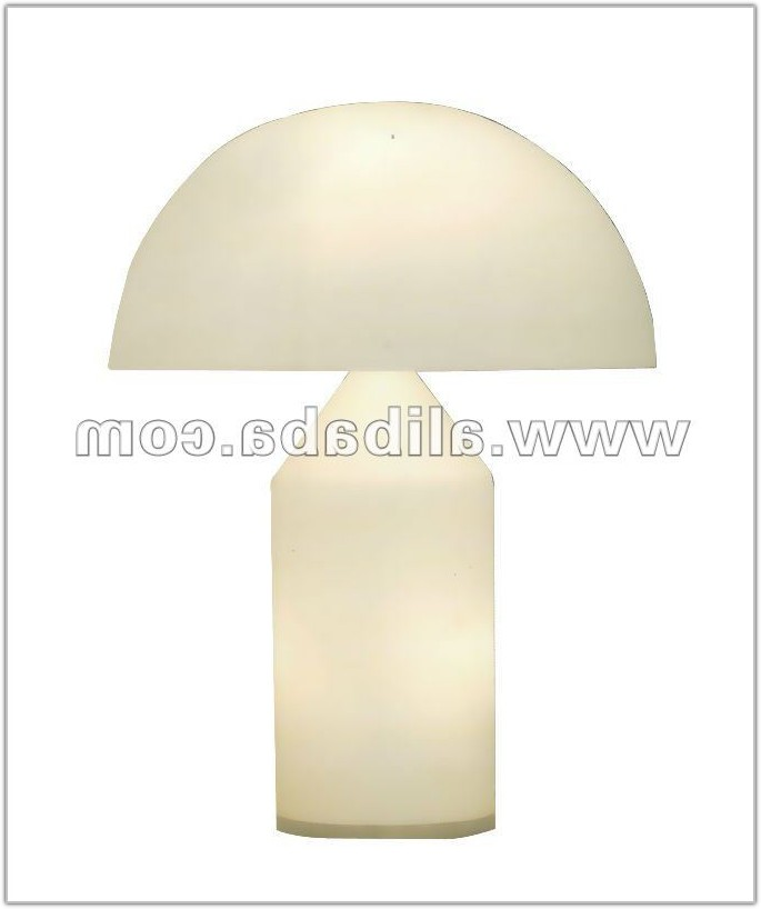 Apollo Frosted Glass Table Lamp