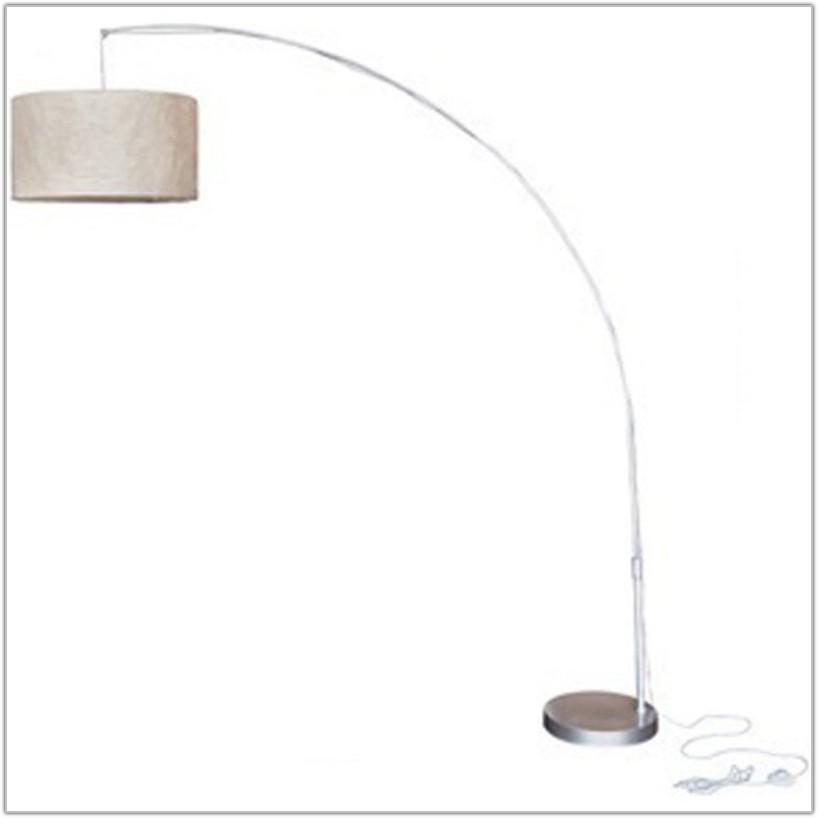 Arc Floor Lamp Paper Shade