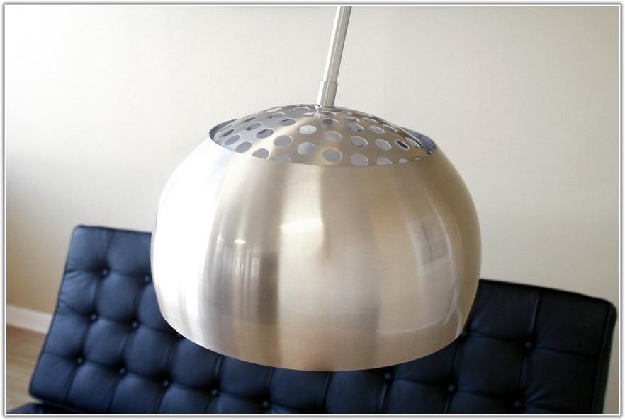 Arco Style Marble Floor Lamp