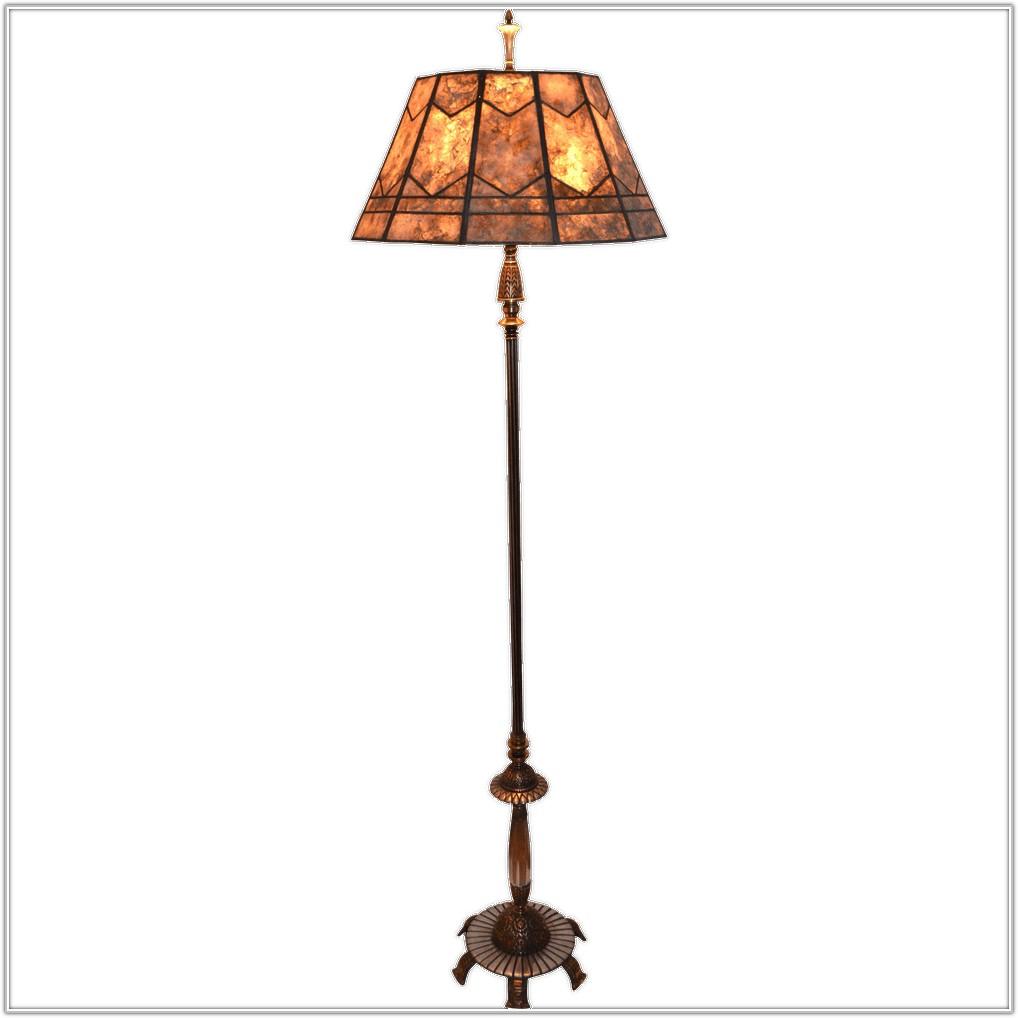 Art Deco Floor Lamp Shade
