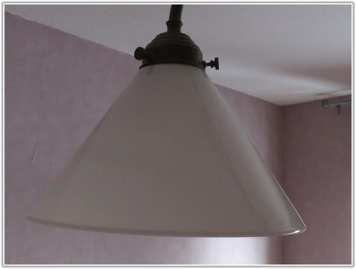 Art Deco Hanging Lamp Shades
