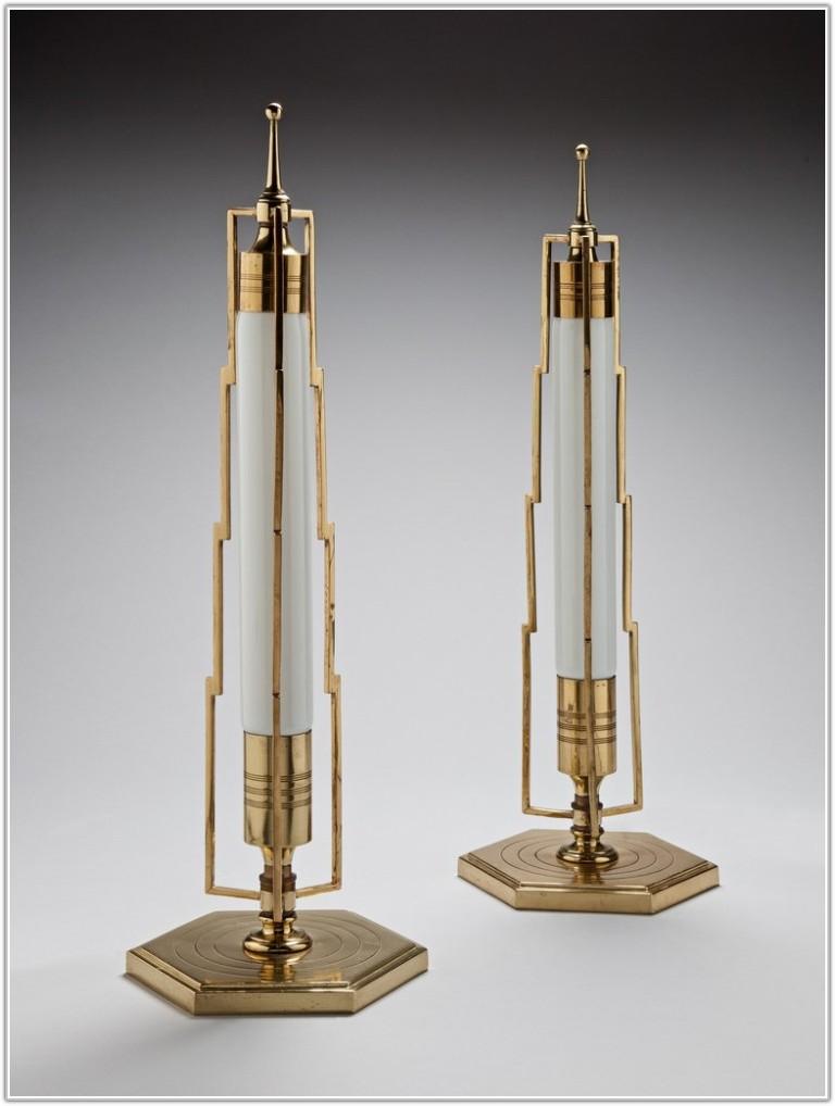 Art Deco Table Lamps Amazon