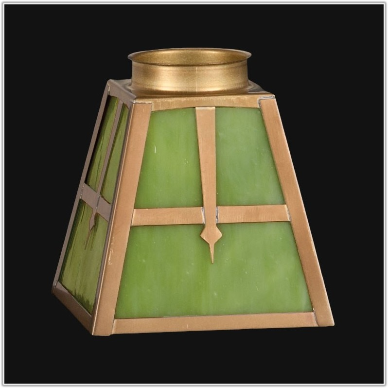 Arts And Crafts Mission Lamp Shades