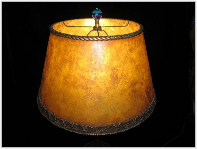 Arts And Crafts Style Lamp Shades