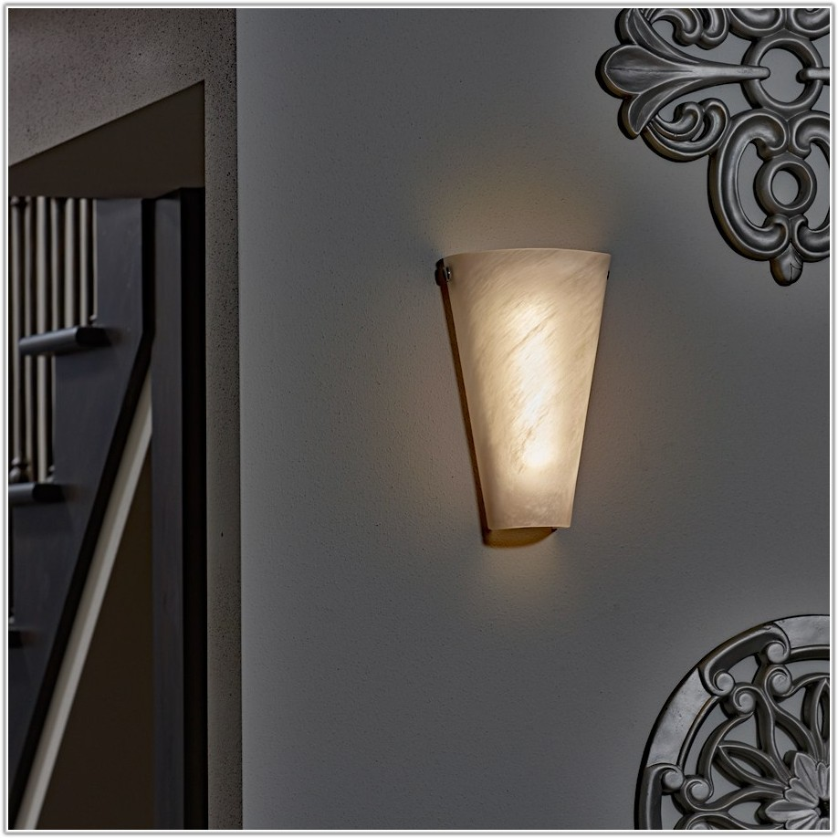 Battery Powered Wall Sconces With Remote