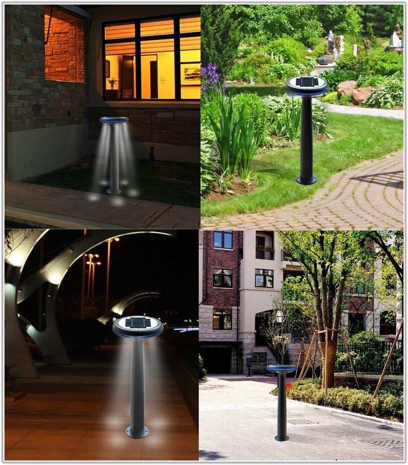 Best Solar Outdoor Lamp Post