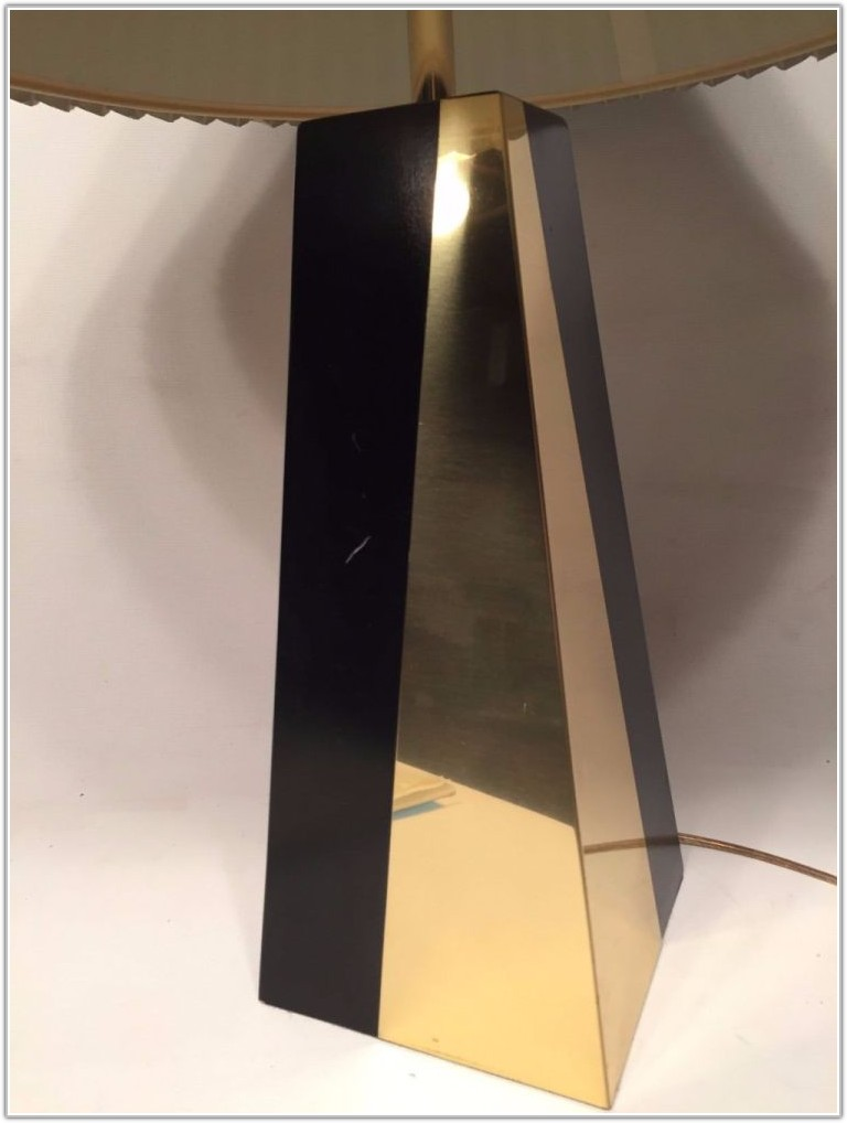 Black And Gold Table Lamp Uk