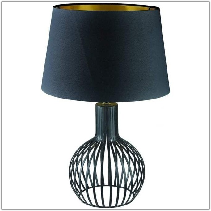 Black And Gold Table Lamps Uk