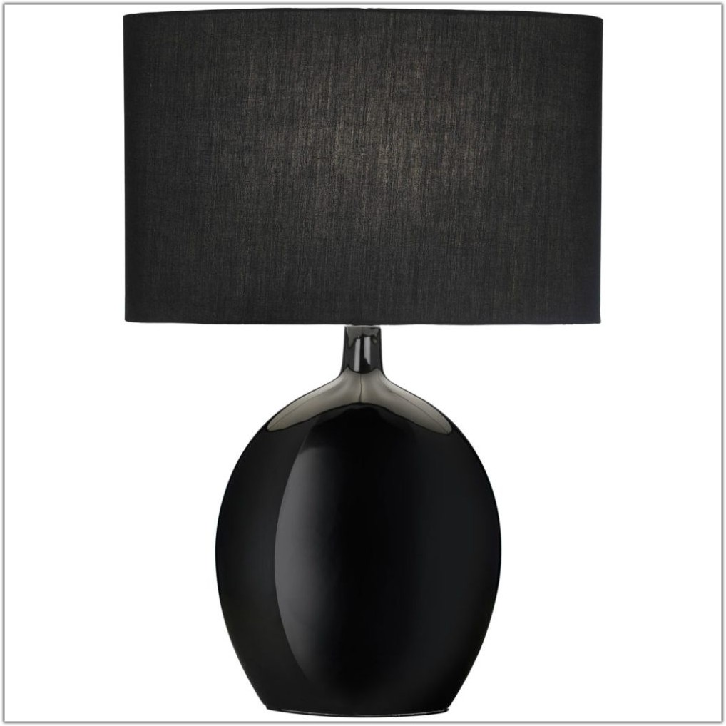 Black Lamp Shades For Table Lamps