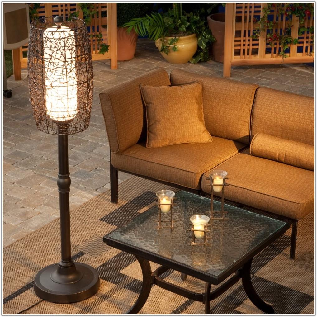 Bristol Outdoor Patio Floor Lamp