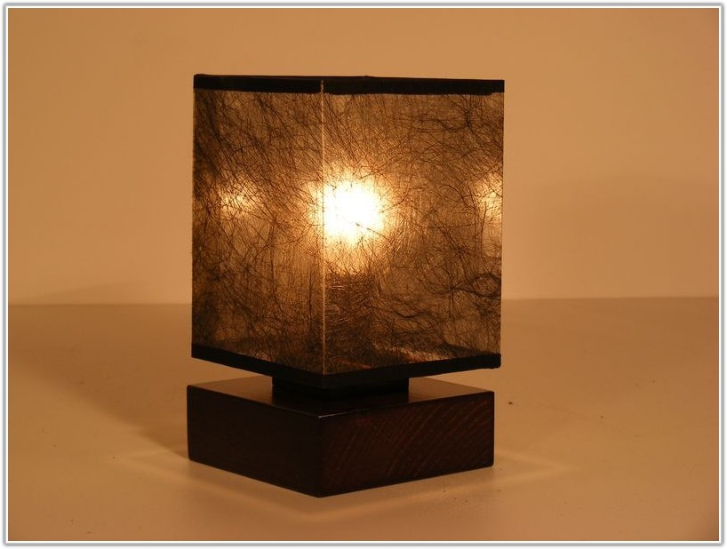 Brown Lamp Shades Table Lamps