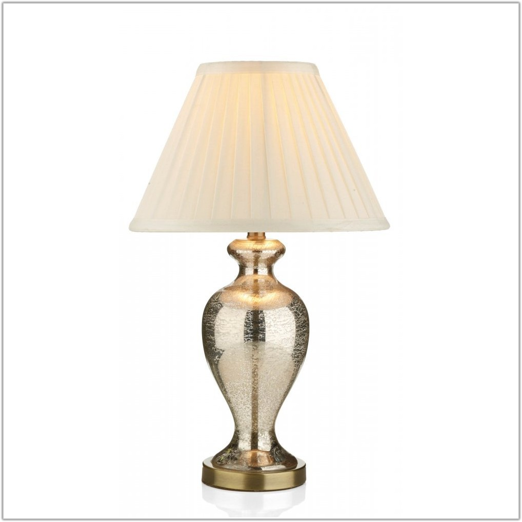 Buffet Lamps With Glass Shades