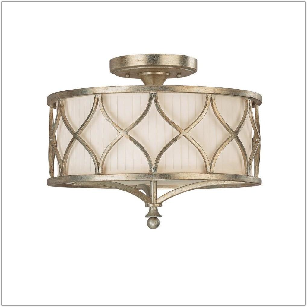 Ceiling Fan Fabric Lamp Shades