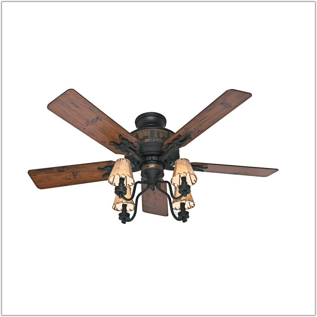 Ceiling Fan Lamp Shades Hunter