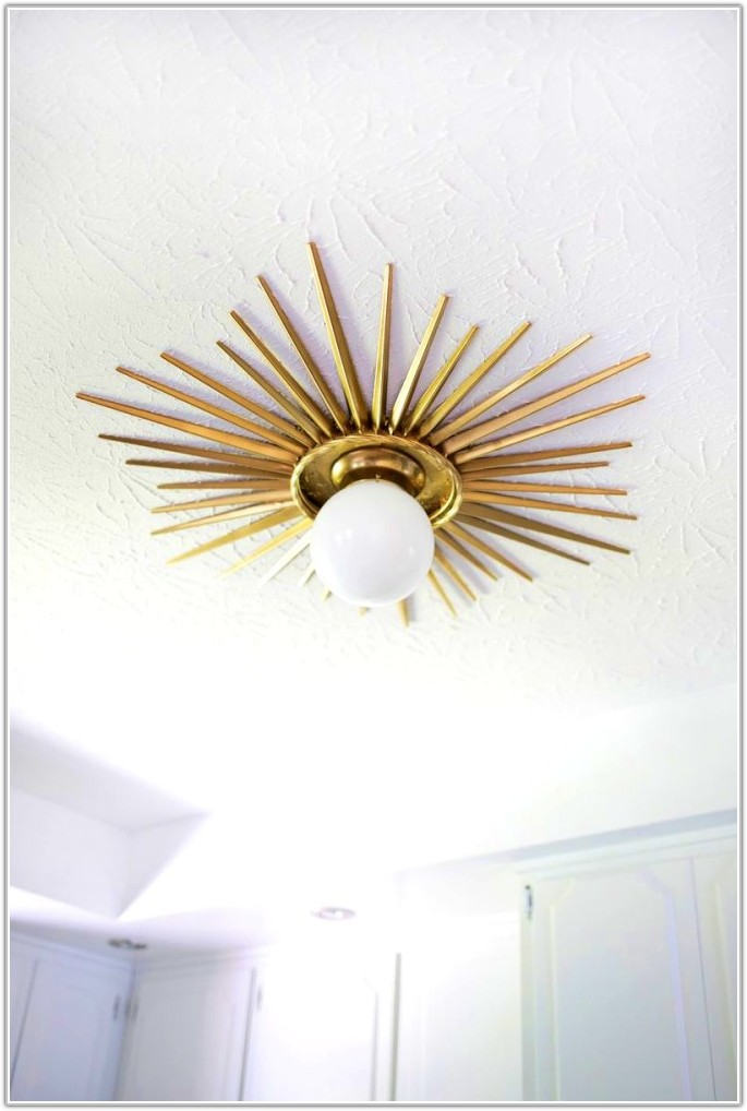 Ceiling Light Medallions Home Depot