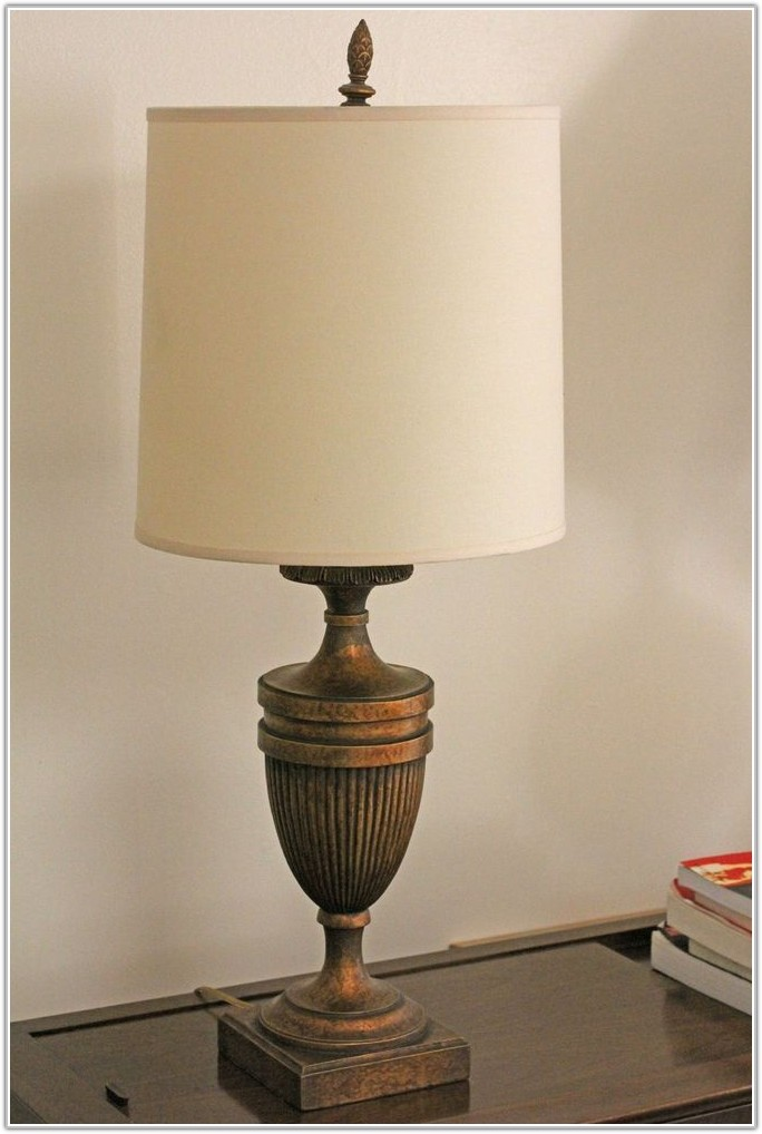 Ceramic 3 Way Table Lamps