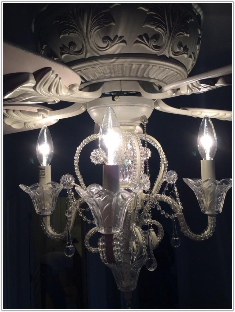 Chandelier Ceiling Fan Lamps Plus