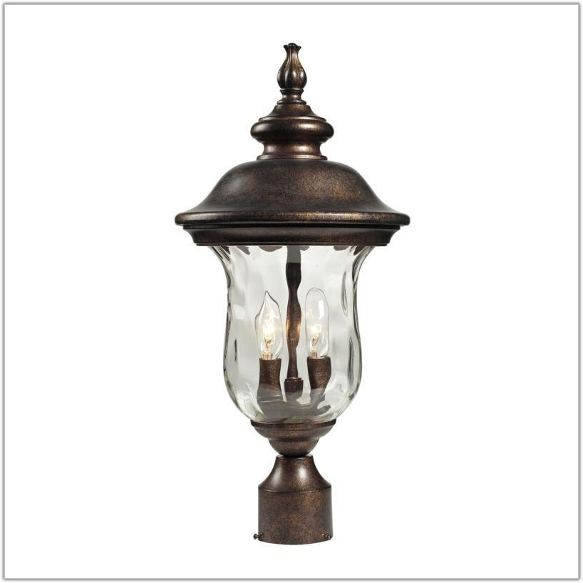 Commercial Lamp Posts Outdoor Lighting