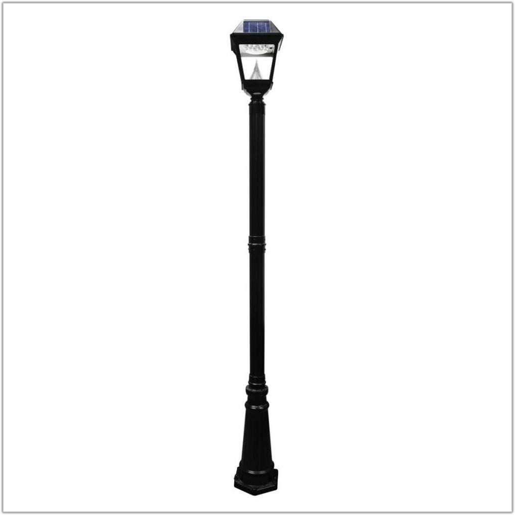 Commercial Solar Lamp Post Lights