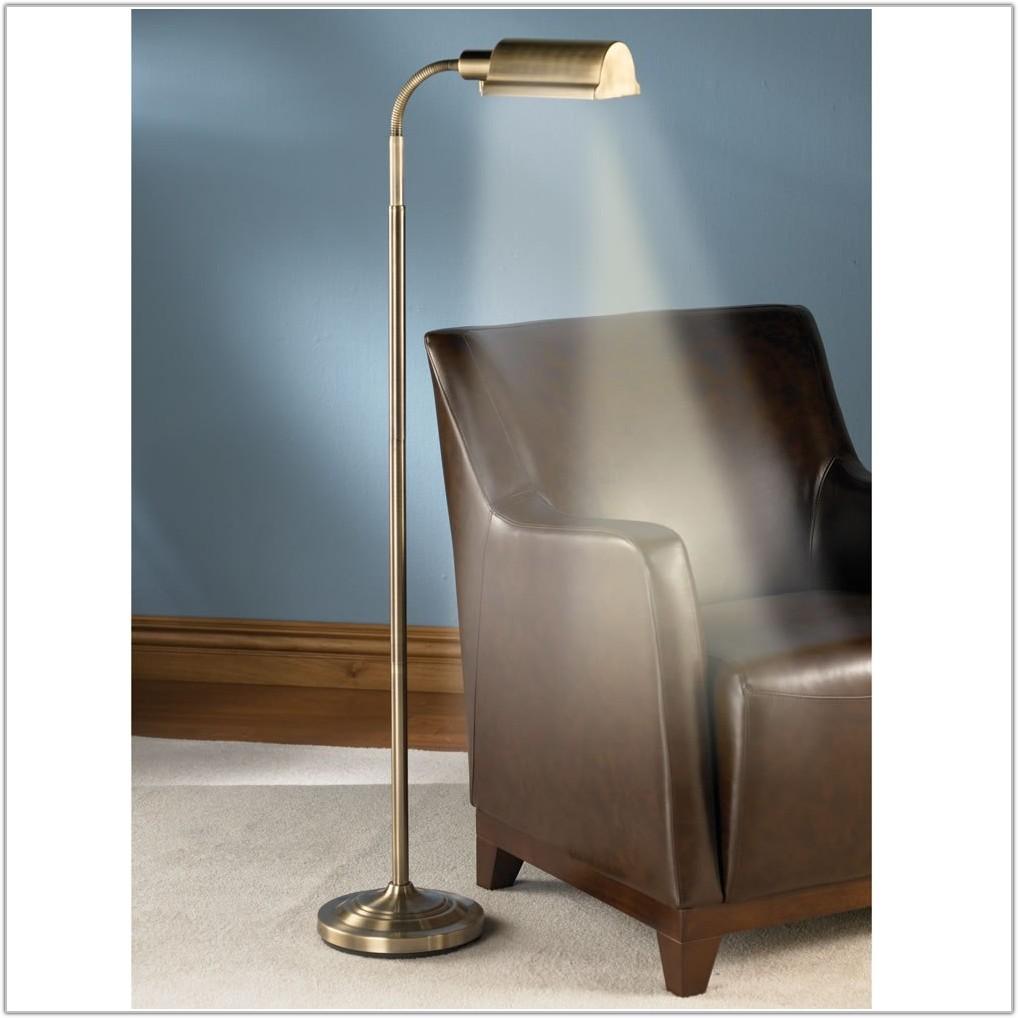 Cordless Led Reading Floor Lamp