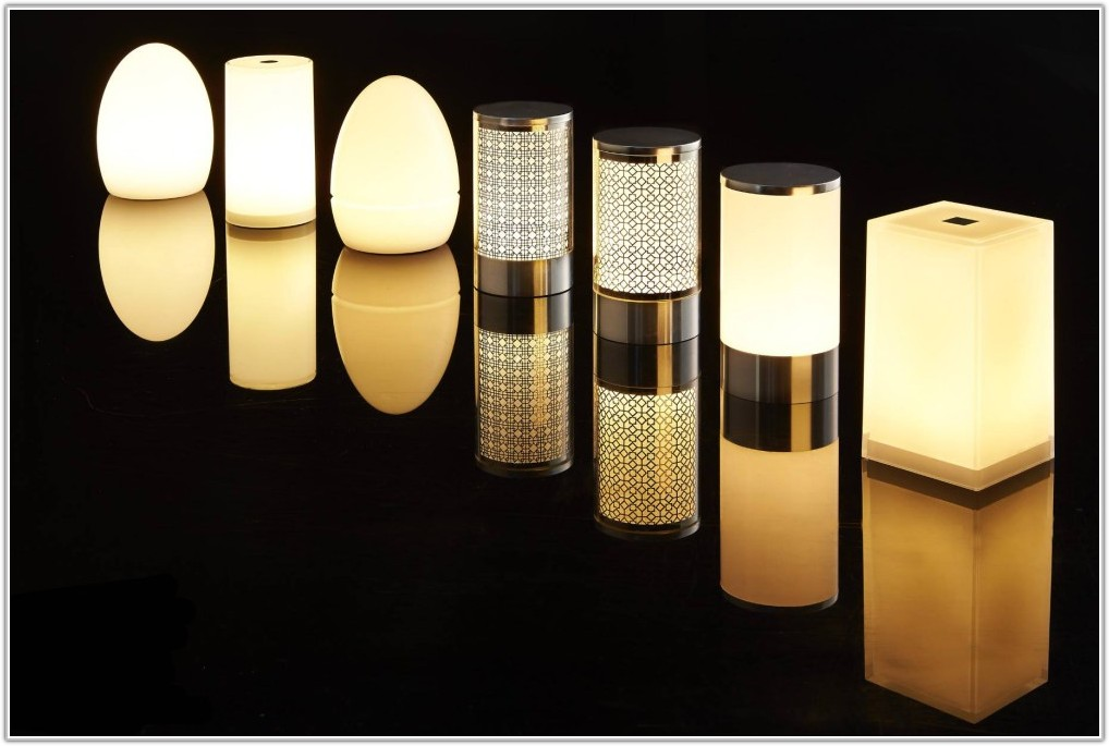 Cordless Table Lamps Battery Operated