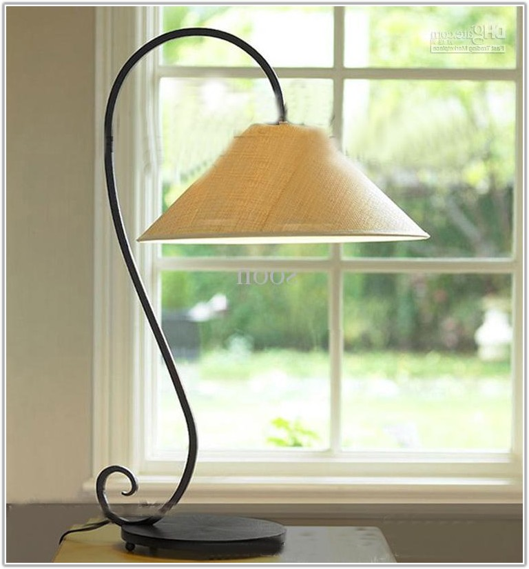 Country Table Lamps Living Room