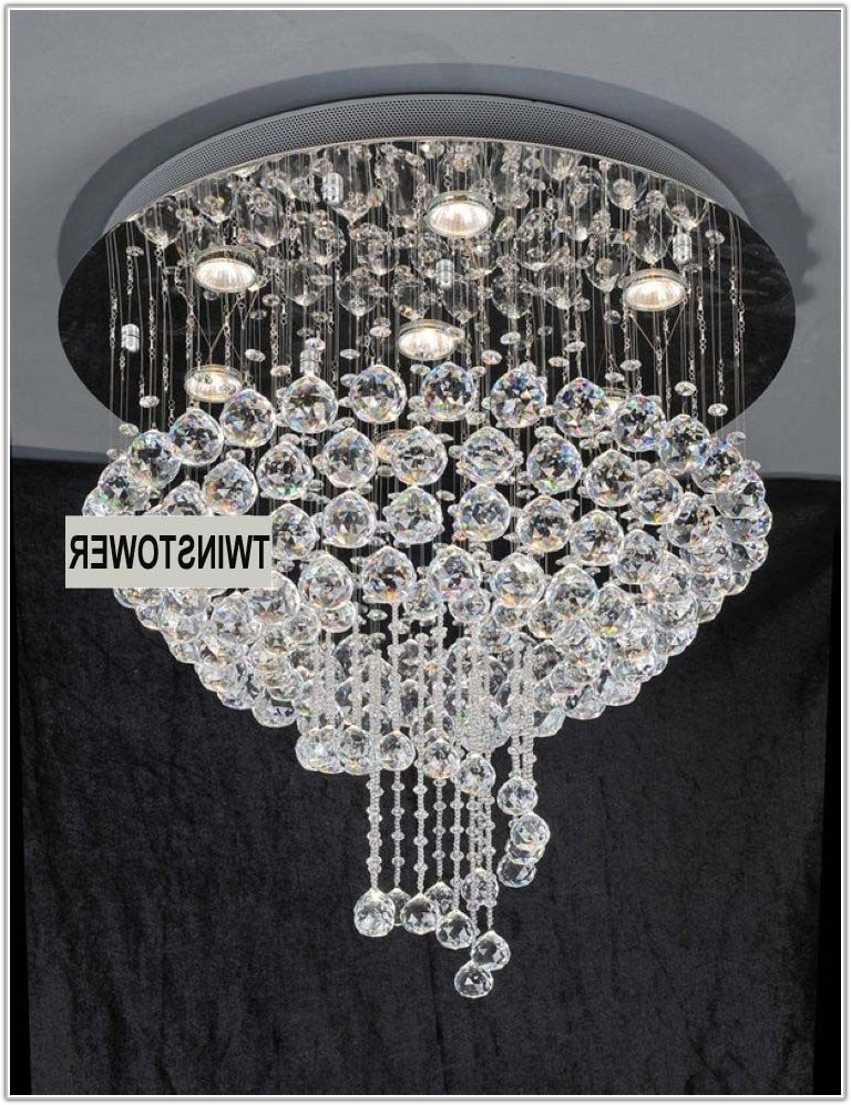 Crystal Chandelier Table Lamp Shades