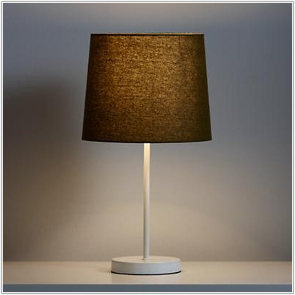 Dark Green Table Lamp Shade