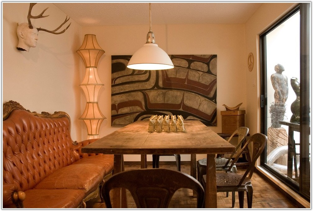Dining Room Floor Lamp Ideas