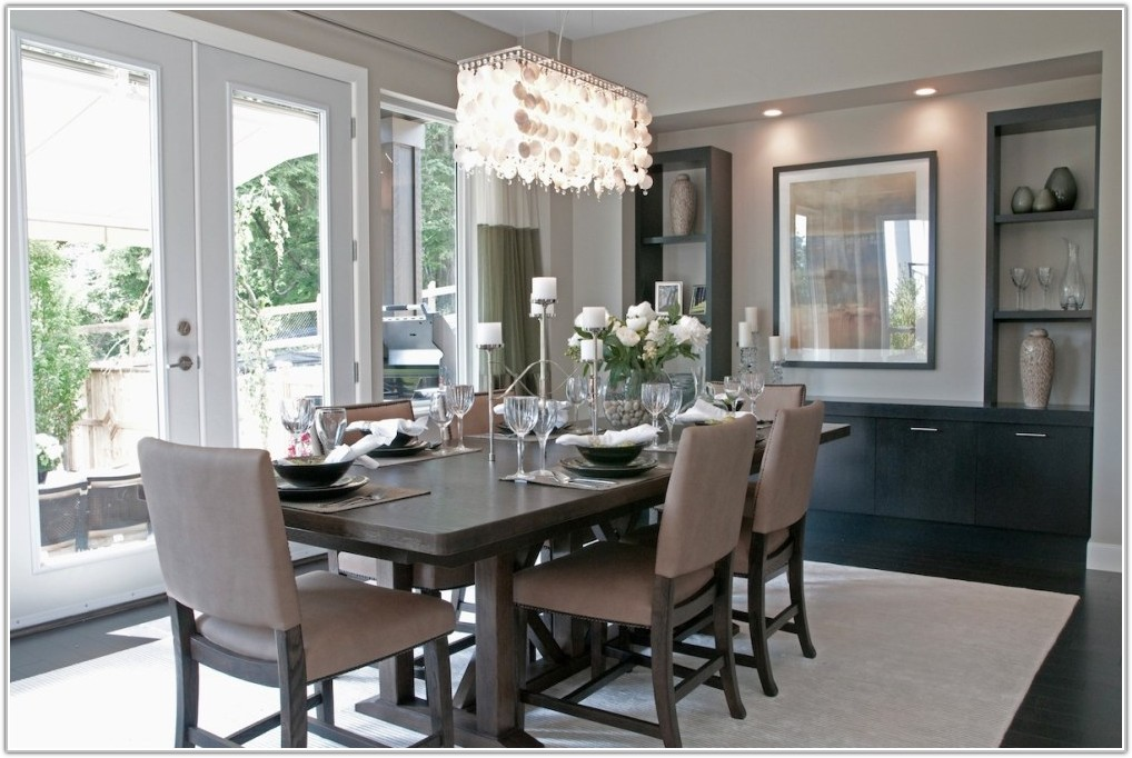 Dining Room Table Lighting Tips