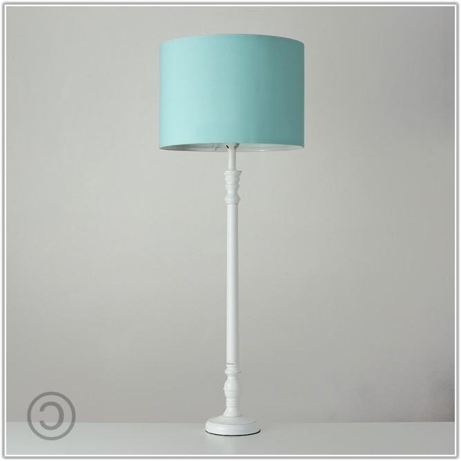 Duck Egg Blue Table Lamp Shade