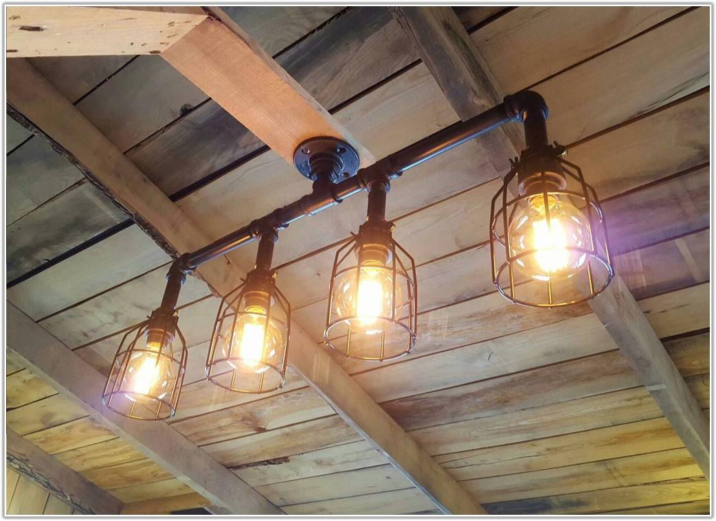 Edison Bulb Pool Table Light