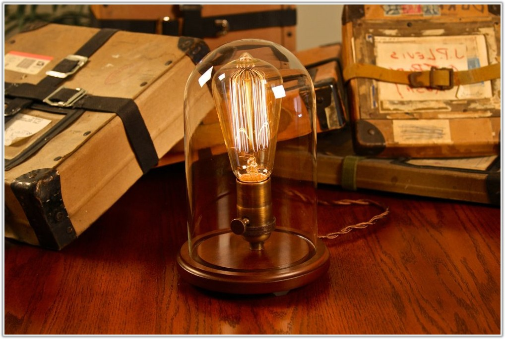 Edison Bulb Table Lamp Uk
