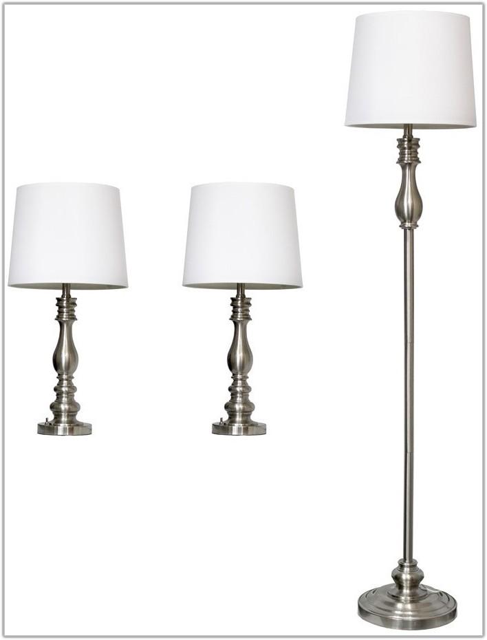 Floor Lamp Set Of 3