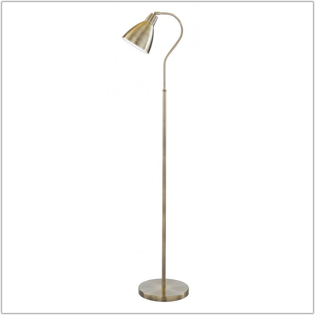 Floor Lamp With Adjustable Reading Light