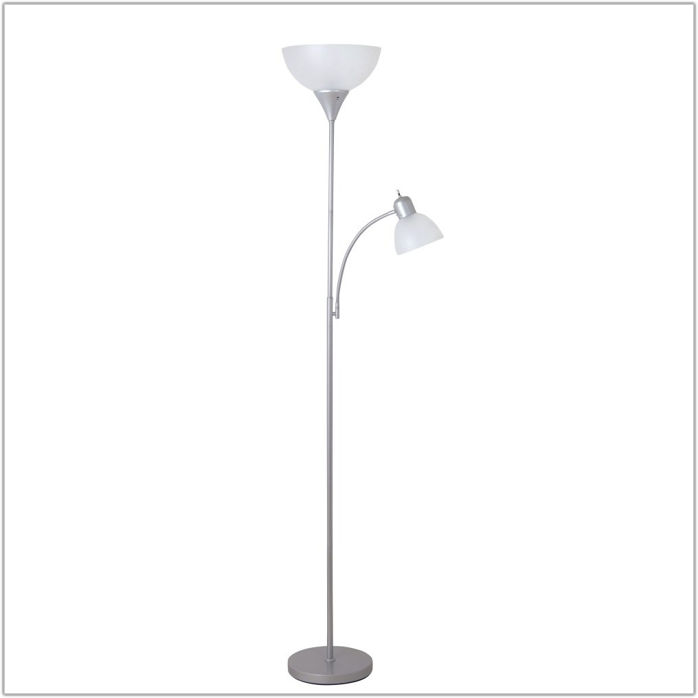 Floor Lamp With Reading Light