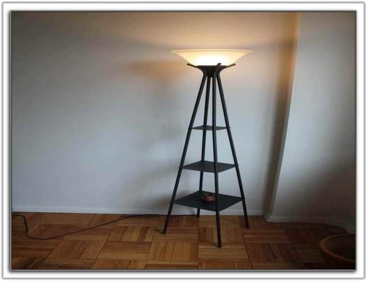 Floor Lamp With Shelves Ikea