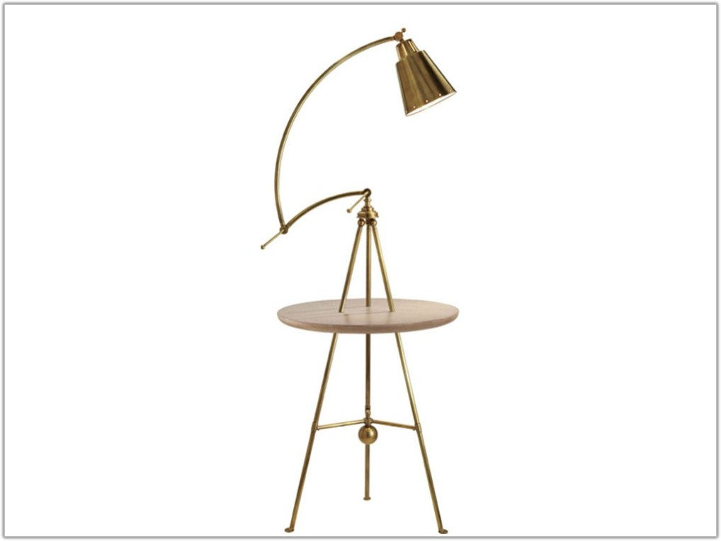 Floor Lamp With Table Ikea